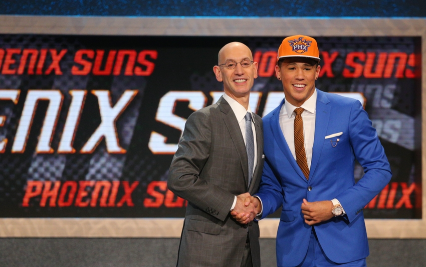 nba draft phoenix suns
