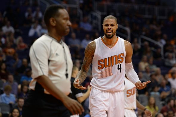 Tyson Chandler might not be the Suns' worst contract