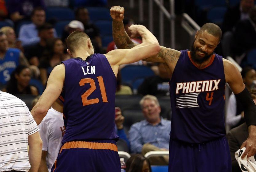Tyson Chandler's Success Key to Phoenix Suns' Future