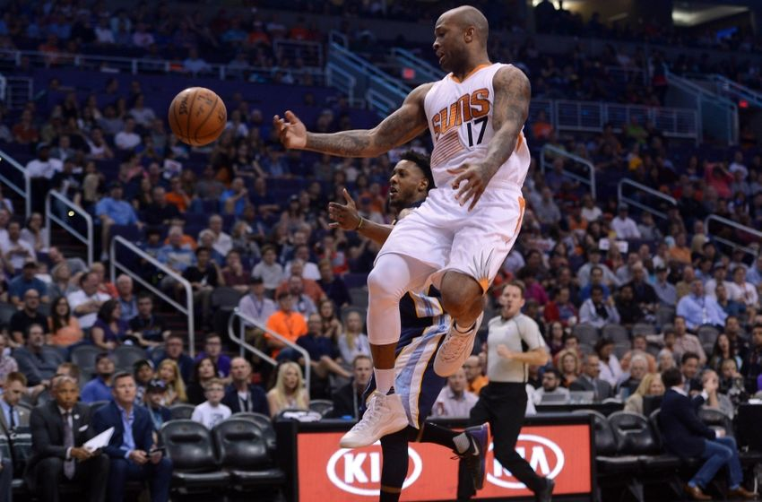 Where does Mr. Hustle P.J. Tucker Fit in the Suns Plan?