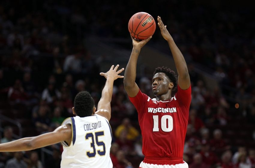 Nigel Hayes Promises 5,000 Shots a Day – Worth a Shot For Phoen…