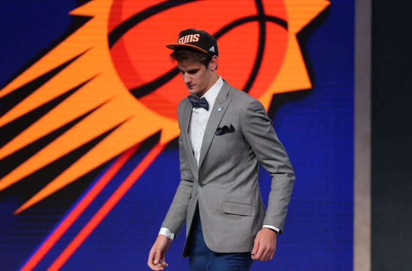 Q and A with Dragan Bender, Phoenix Suns New Weapon