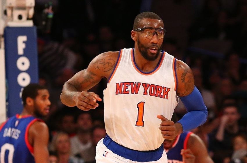 Amar'e Stoudemire Retires a Knick, Completing NYC Failure After…