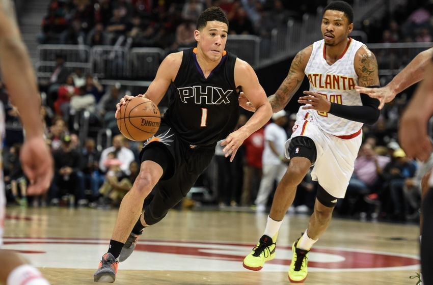 Devin Booker's Scoring Overshadows Preseason Loss