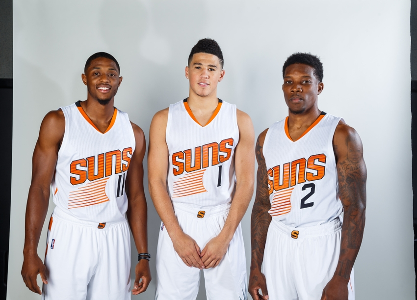 Suns waive former first-round pick Goodwin