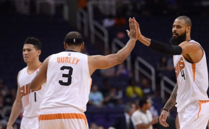 Phoenix Suns Jared Dudley