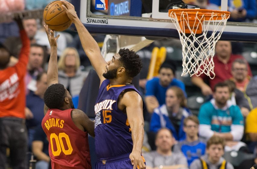 The Case for Alan Williams at Suns PF