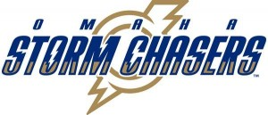 The Omaha Storm Chasers - logo image from MiLB.com