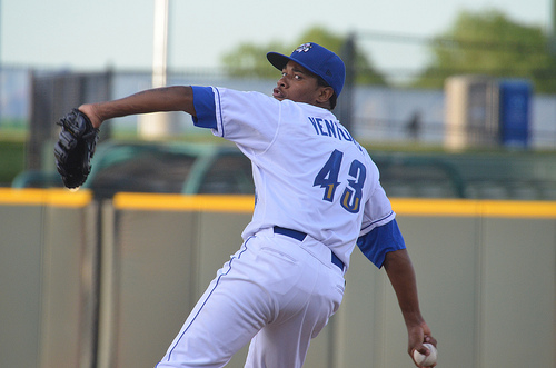 Yordano Ventura (photo: Minda Haas)