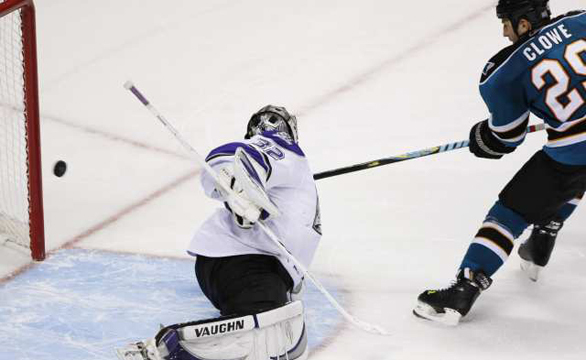 Kings Sharks Hockey