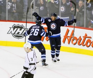 Photo 22 of 25 - Los Angeles Kings vs. Winnipeg Jets
