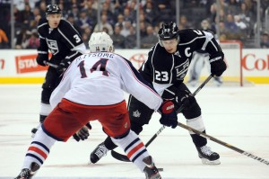 PHOTO 8 OF 36 - COLUMBUS BLUE JACKETS VS. LOS ANGELES KINGS