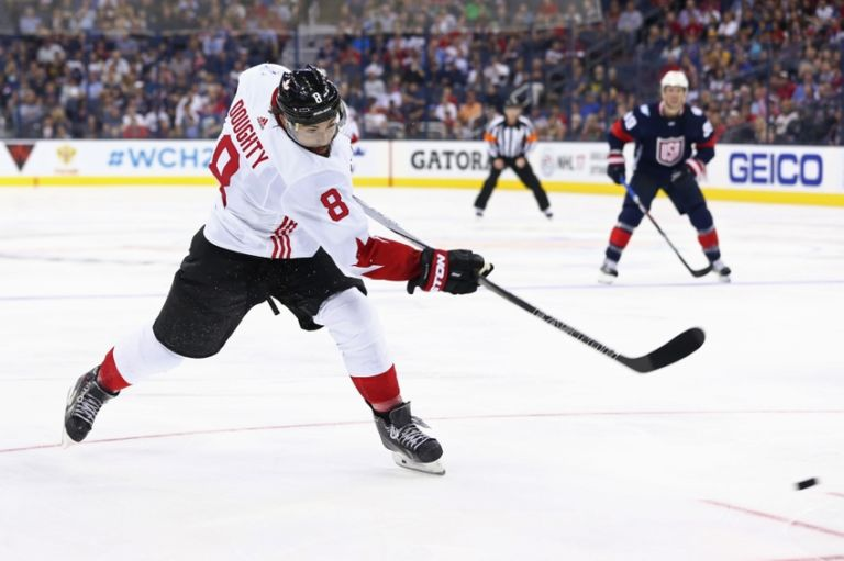 9530105-drew-doughty-hockey-world-cup-of-hockey-pre-tournament-team-canada-vs-team-usa-768x511