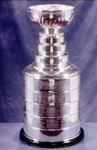 Let's hope the Cup DOES NOT make an appearance tonight. (Courtesy: ScrapeTV.com)