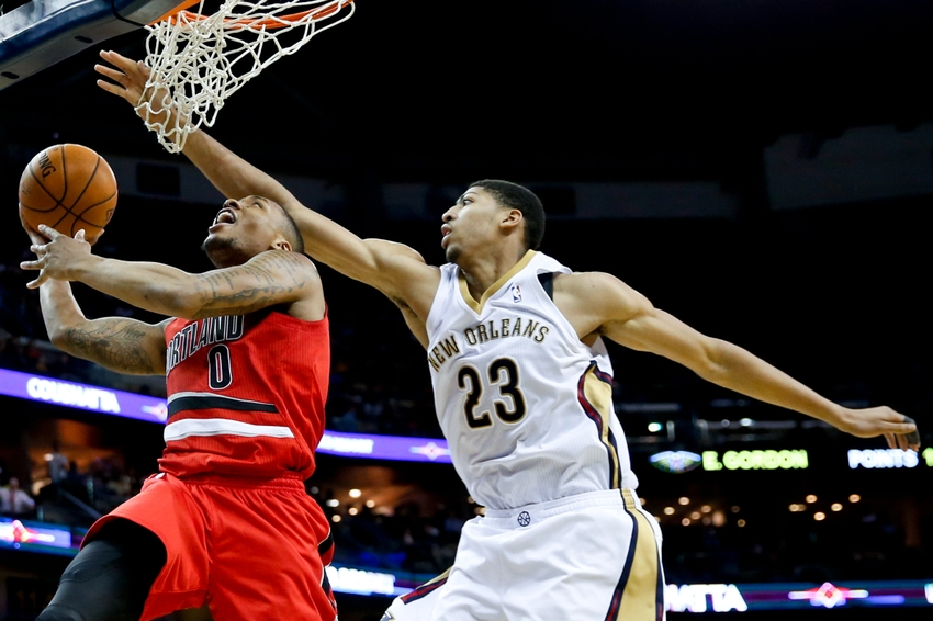 New Orleans Pelicans Game Preview Vs. Portland Trailblazers - Page 3