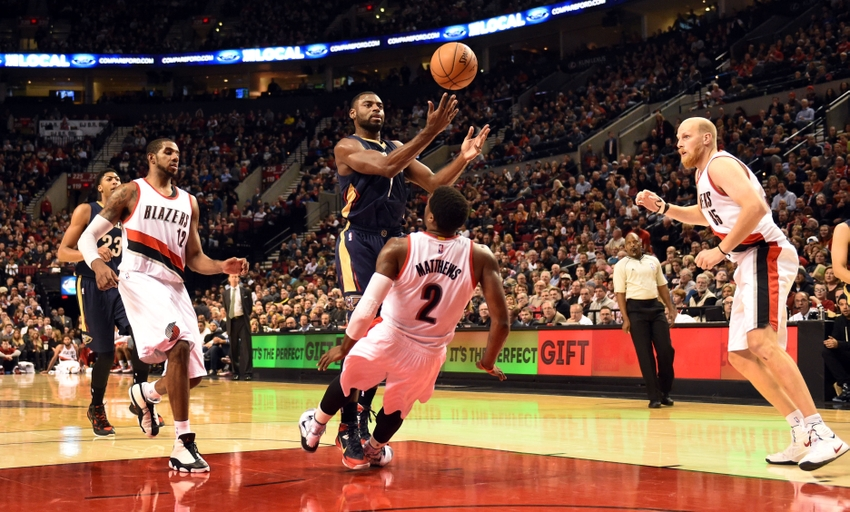 New Orleans Pelicans: Game Preview Vs. Portland