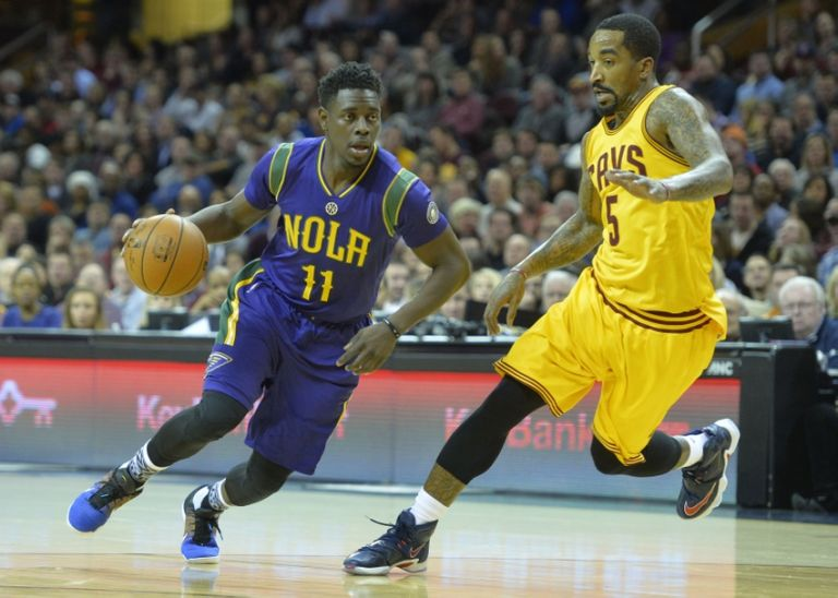 J.r.-smith-jrue-holiday-nba-new-orleans-pelicans-cleveland-cavaliers-768x0