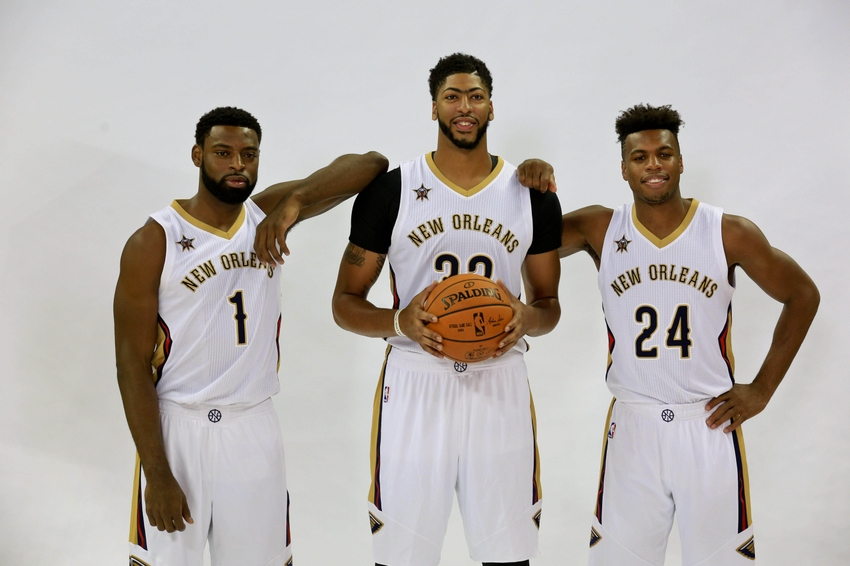 Projecting the 15-Man Roster for the New Orleans Pelicans