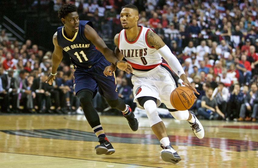 Game Preview New Orleans Pelicans Home For Holidayu0026#39;s Debut Against Portland Trailblazers