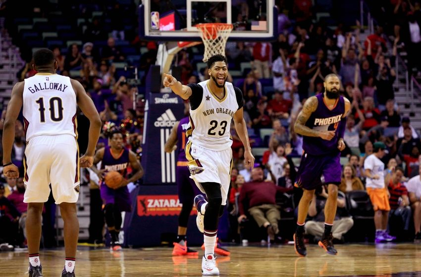 e744d852596c84 Game Preview  New Orleans Pelicans return home to face the upstart ...