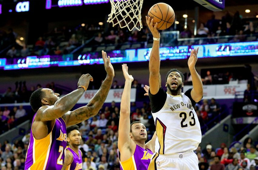 cc925c744822db Game Preview  New Orleans Pelicans look for revenge against Los ...