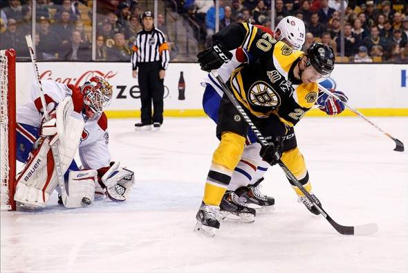Bruins Need to Play Well Against Oilers