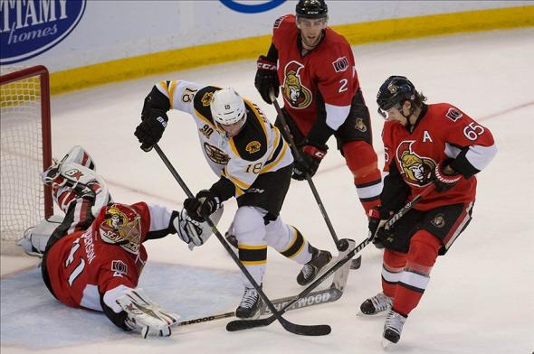 Bruins and Senators Have Met Earlier This Season
