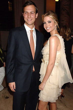 Image result for  Ivanka Trump And Jared Kushner