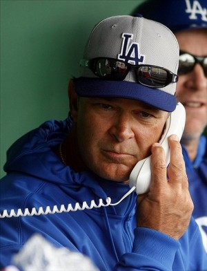 Don't call in Brandon League Donnie, don't do it! Photo: Rick Scuteri-USA TODAY Sports