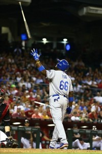 Yasiel Puig and His Bat Flip Are Here to Stay. Get Over It ...