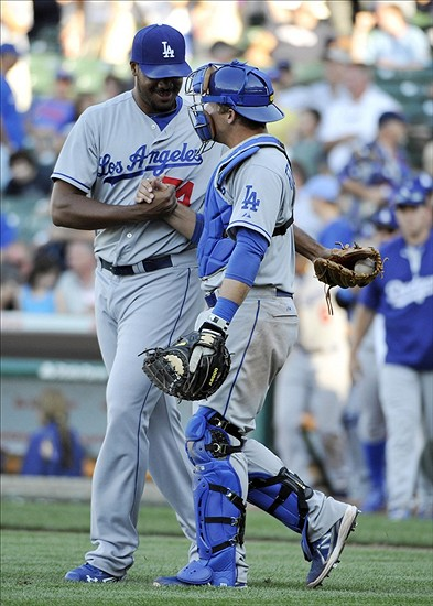 Dodgers Set Franchise Record 13th Straight Road Win