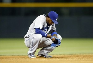 We felt the same way, Hanley. Photo: Chris Humphreys-USA TODAY Sports