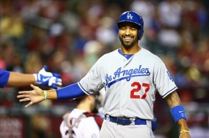 Could Matt Kemp be on the trading block? Mark J. Rebilas-USA TODAY Sports