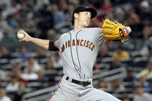 Will the Giants re-sign Lincecum? Photo: Brad Penner-USA TODAY Sports