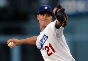 Zack Greinke finishes the season 15-4 with a 2.63 ERA. Photo: Jayne Kamin-Oncea-USA TODAY Sports