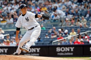 The Dodgers should have never let Hiroki Kuroda go. Photo: Anthony Gruppuso-USA TODAY Sports