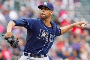 David Price is tantalizing but will cost some top prospects. Photo: Brad Rempel-USA TODAY Sports