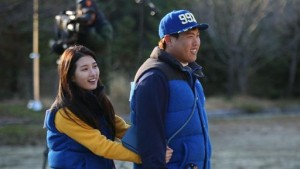 Hyun-jin Ryu appears on Running Man. Photo: Korea Star Daily
