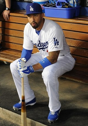 Teams have showed interest in outfielder Matt Kemp. Photo: Jayne Kamin-Oncea-USA TODAY Sports