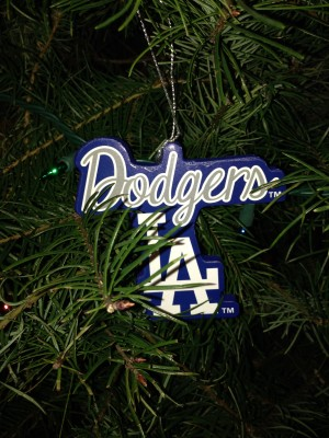 What are you buying the Dodger fan in your life this holiday season?