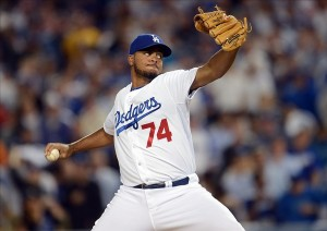 Kenley Jansen has developed into an elite closer. Photo: Jayne Kamin-Oncea-USA TODAY Sports