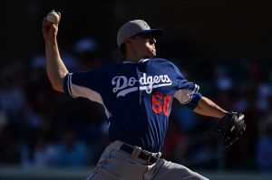 Ross Stripling will have Tommy John surgery on Wednesday, March 4, 2014. Joe Camporeale-USA TODAY Sports