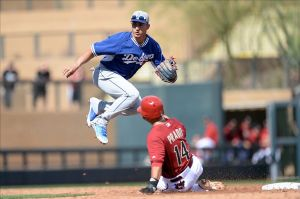 Alex Guerrero has been fine defensively. Photo: Joe Camporeale-USA TODAY Sports