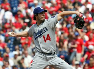 Dan Haren picked up the loss on Saturday. Photo: Bill Streicher-USA TODAY Sports