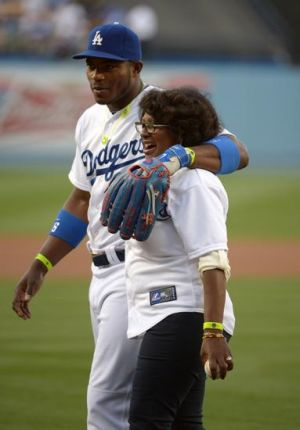 Momma Puig was proud-Kirby Lee-USA TODAY Sports