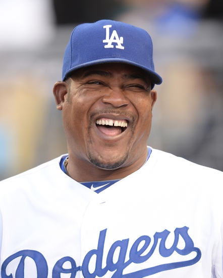 juan uribe returns  opener  st louis