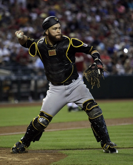 The Dodgers Should Sign Russell Martin Already - Lasorda's ...