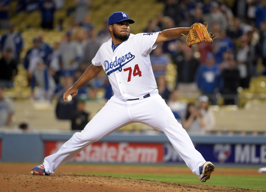 Kenley-jansen-mlb-philadelphia-phillies-los-angeles-dodgers
