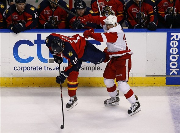 Detroit Red Wings At Florida Panthers Game Preview. Mandatory Credit: Robert Mayer-USA TODAY Sports