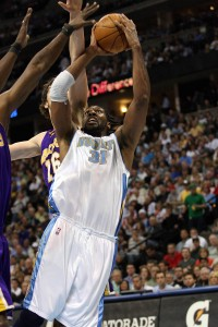 Do Nene and the Nuggets have enough to stay with the Lakers?